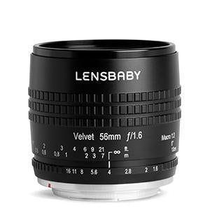 (Refurbished) Velvet 56 - Lensbaby Creative Effect Camera Lenses