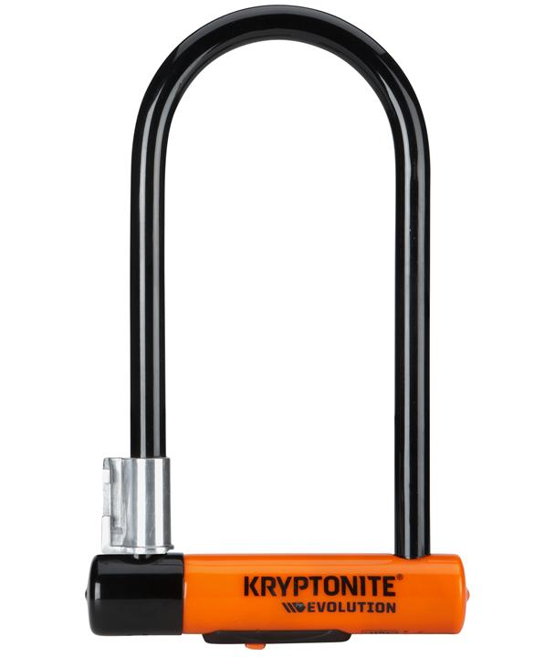 Kryptonite Evolution Standard Lock with Flexframe Bracket