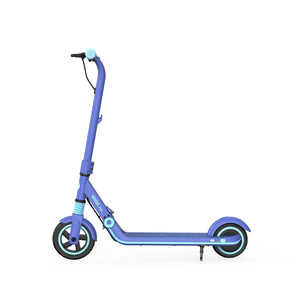 Ninebot Segway E8 Zing Kids Electric Scooter Blue
