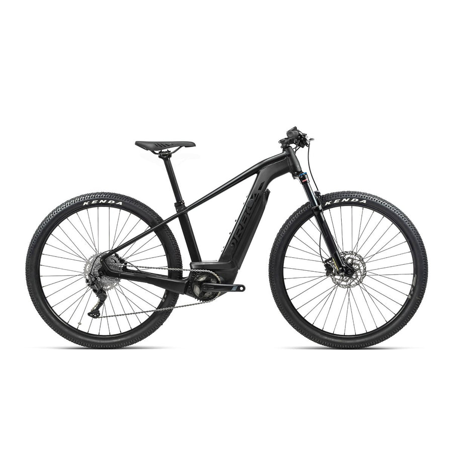 Orbea Keram 30 Electric Mountain Bike - 2021 Black
