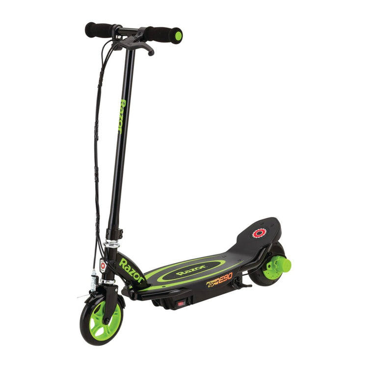 Razor Power Core E90 Kinds Electric Scooter - Green