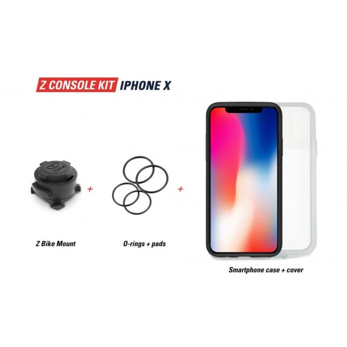 Zefal - Console Z Support iPhone X/XS