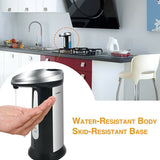 Imported 330Ml Automatic Liquid Soap Dispenser with Sensor (Touchless)