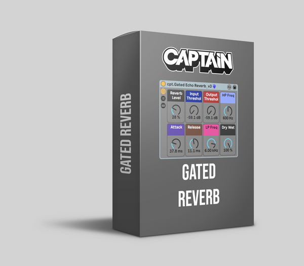 Gated (Echo) Reverb Rack (10.1.4+)