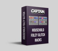 Household Foley Glitch Racks (10.1.26+)