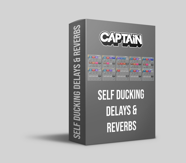 Self Ducking Reverb & Delay Racks (10.1.9+)