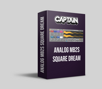 Analog Square Dream Instrument Pack (10.1.6+)