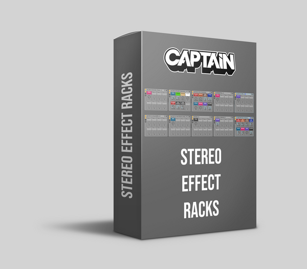 Stereo Effect Racks