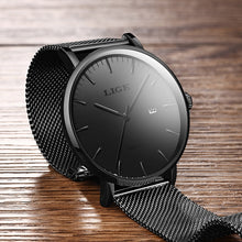 Load image into Gallery viewer, Minimalist Men's Watch by LIGE