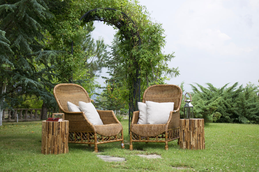 Can Bamboo Furniture Be Used Outdoors?