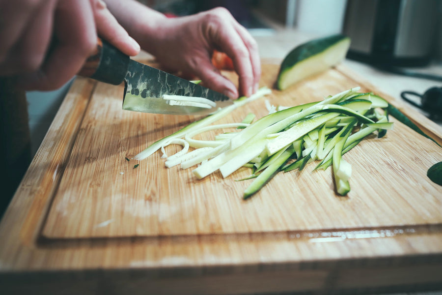 How to care for a bamboo cutting board
