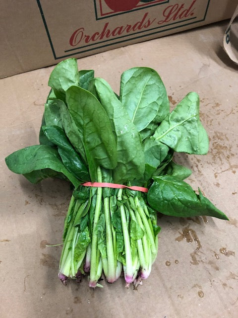 Fresh Spinach (Bunch)