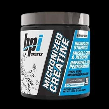 BPI SPORTS CREATINE MICRONIZED (60 servicios)