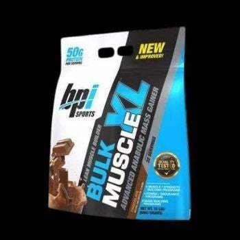 BPI SPORTS BULK MUSCLE XL (15 LBS) CHOCOLATE