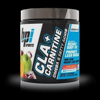 BPI SPORTS CLA+CARNITINE FRUIT PUNCH (50 servicios)