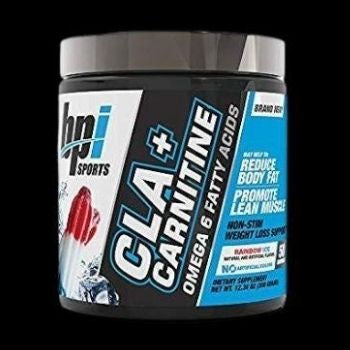 BPI SPORTS CLA+CARNITINE RAINBOW ICE (50 servicios)