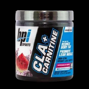 BPI SPORTS CLA+CARNITINE WATERMELON FREEZE (50 servicios)