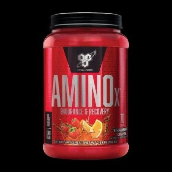 BSN AMINO X STRAWBERRY ORANGE (70 servicios)