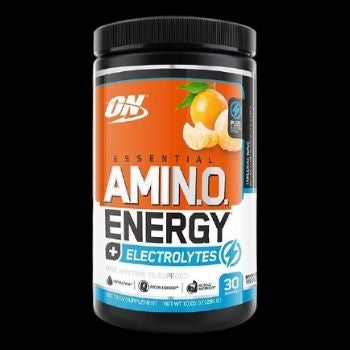 ON AMINO ENERGY+ELECTROLYTES TANGERINE WAVE (30 servicios)