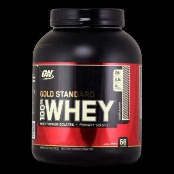 ON GOLD STANDARD 100% WHEY (4.63 LBS) COOKIES & CREAM