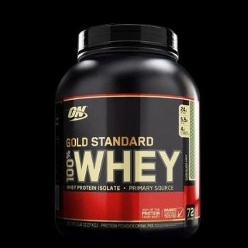ON GOLD STANDARD 100% WHEY (5 LBS) CHOCOLATE MINT
