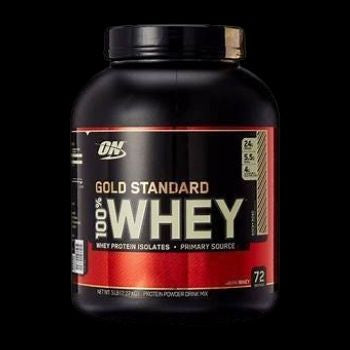 ON GOLD STANDARD 100% WHEY (5 LBS) ROCKY ROAD
