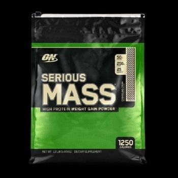 ON SERIOUS MASS (12 LBS) COOKIES & CREAM