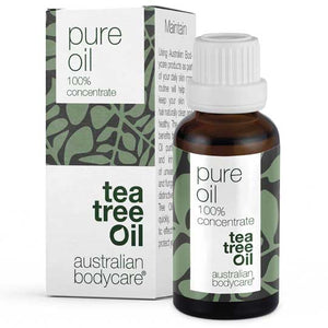 Australian Bodycare Pure Tea Tree Oil - 100 % naturlig Tea Tree Oil från Australien