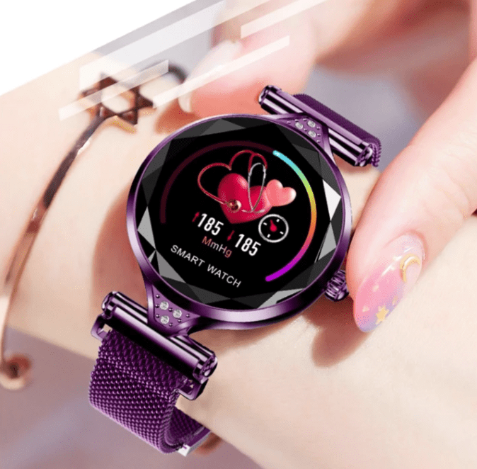 Fashon_smart_watch_Heart_Rate_Blood_Pressure_Fitness_Tracker_water_proof By CaseTent