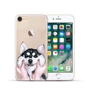 Animal Design Transparent Case iPhone Case casetent For iphone XR / 11