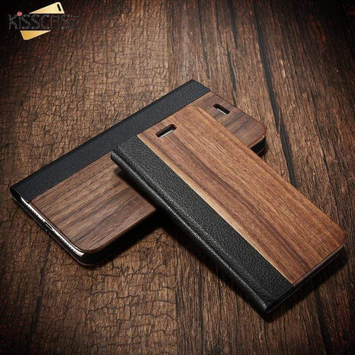 Bamboo Phone Case for Samsung & Huawei & Xiaomi Samsung Galaxy Case casetent