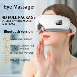 Best Smart Airbag Vibration Eye Massager Eye Massager casetent