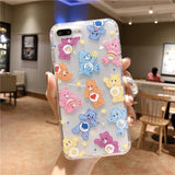 Cute Rainbow iPhone Case iPhone Case casetent For iPhone 6 6S / 1