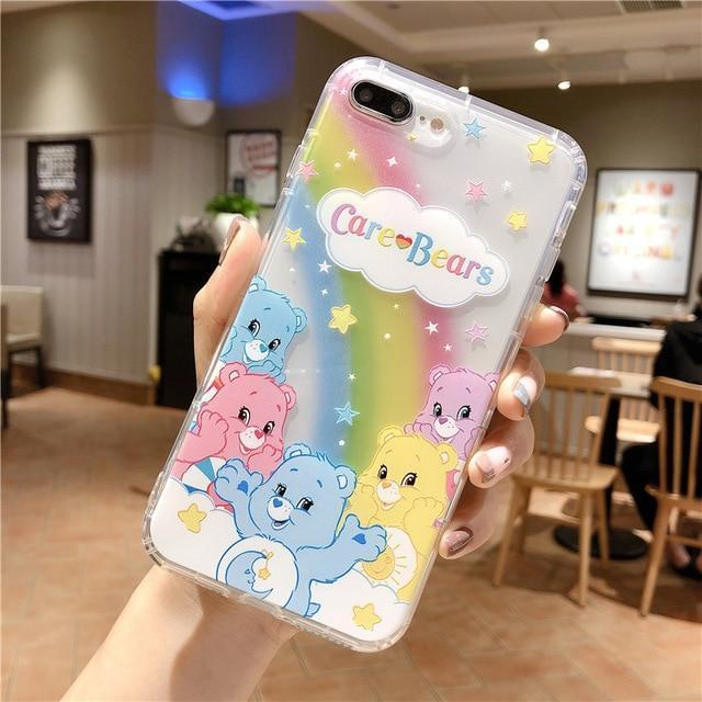 Cute Rainbow iPhone Case iPhone Case casetent For iPhone 6 6S / 2
