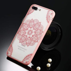 Fashion Stylish iPhone Case iPhone Case casetent For iPhone 6 6S / SJ3122 Pink