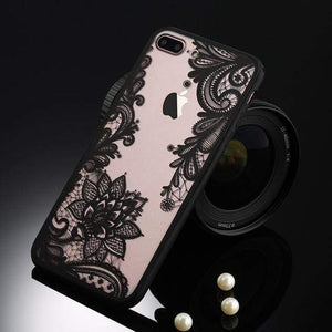Fashion Stylish iPhone Case iPhone Case casetent For iPhone XS Max / SJ3296 Black