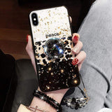 Leopard iPhone Case iPhone Case casetent For iPhone X / A1