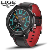 New Waterproof Smart Watch Smart Watch casetent Belt black red