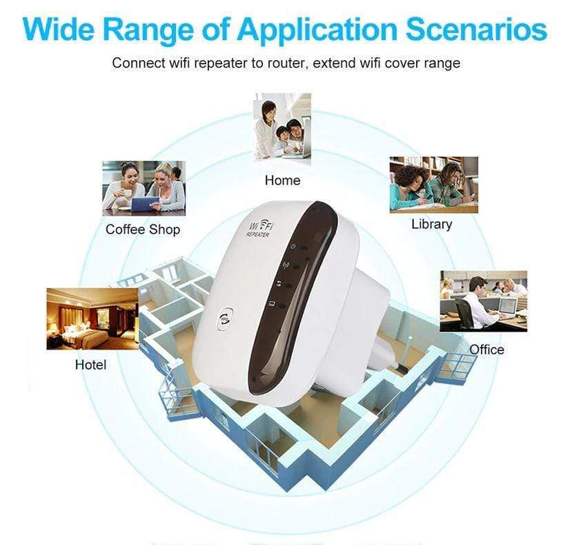 Premium Wireless Extender Booster Device Wireless Extender casetent