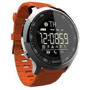 Smart Watch 50M Waterproof Smart Watch casetent orange