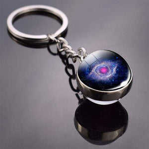 Solar System Planet and Galaxy Key chain Key Chain casetent size 10