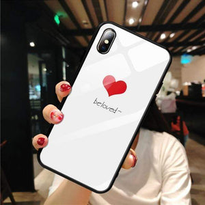 Stylish Tempered iPhone Case ( X & 11 ) SERIES iPhone Case casetent For iPhone XR / 02