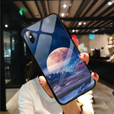 Stylish Tempered iPhone Case ( X & 11 ) SERIES iPhone Case casetent For iPhone XS / 14
