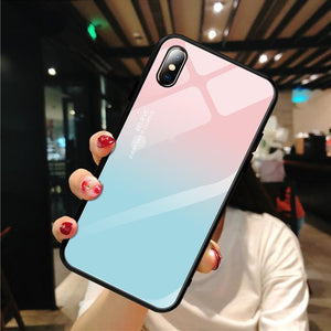 Stylish Tempered iPhone Case ( X & 11 ) SERIES iPhone Case casetent For iPhone XS MAX / 07