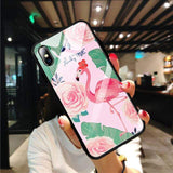 Stylish Tempered iPhone Case ( X & 11 ) SERIES iPhone Case casetent For iPhone XS MAX / 09