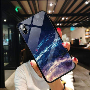Stylish Tempered iPhone Case ( X & 11 ) SERIES iPhone Case casetent For iPhone XS MAX / 15
