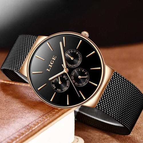 Top Brand Luxury Waterproof Watch Watch casetent