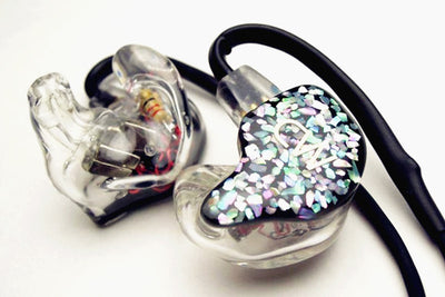 Canal Works CW-L05QD2 Quad Driver Custom In-Ear Monitor - Null Audio