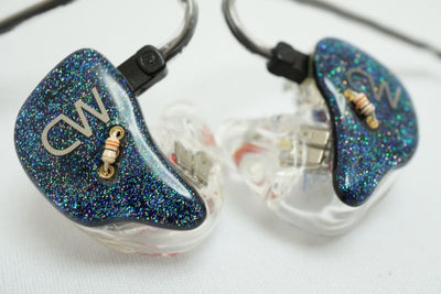 Canal Works CW-L71PSTS Eight Driver Custom In-Ear Monitor - Null Audio