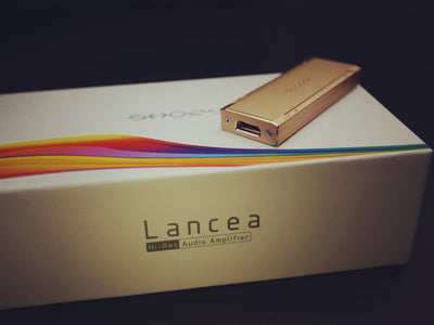 Shozy Lancea Digital Audio Amplifier - Null Audio